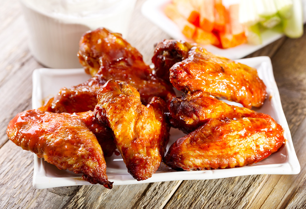 Try our delicious wings. Click here to find out more.
